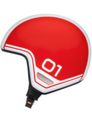 Kask otwarty Schuberth O1 Era Red