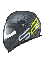 Kask Schuberth S2 SPORT Drag Yellow