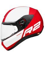 Kask integralny Schuberth R2 Dyno Red