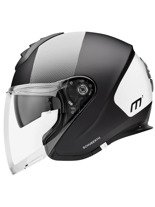 Kask otwarty Schuberth Metropolitan M1 Resonance White