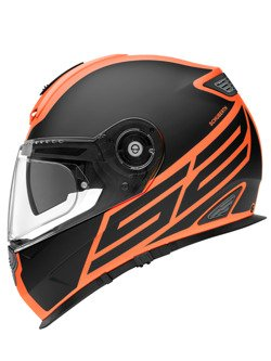 Kask Schuberth S2 SPORT Traction Orange