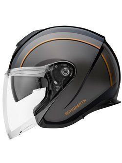 Kask otwarty Schuberth M1 PRO Outline Black