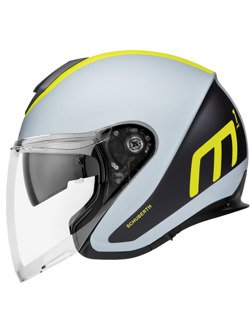 Kask otwarty Schuberth M1 PRO Triple Yellow