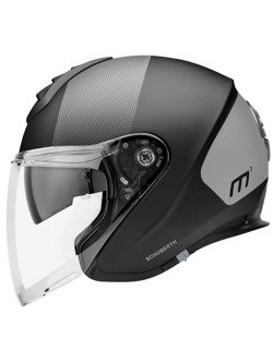 Kask otwarty Schuberth Metropolitan M1 Resonance Grey