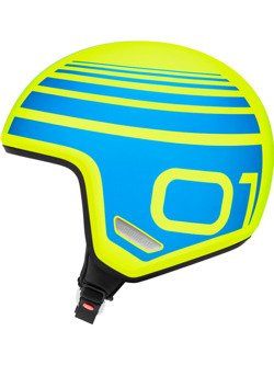 Kask otwarty Schuberth O1 Chullo Blue