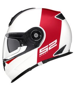 Kask Schuberth S2 SPORT Redux Red