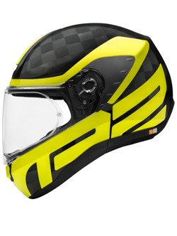 Kask integralny Schuberth R2 Carbon Cubature Yellow