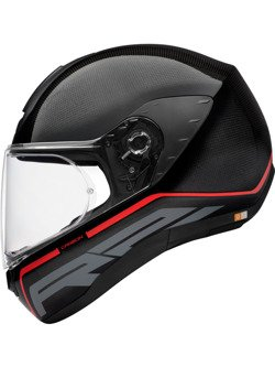 Kask integralny Schuberth R2 Carbon Stroke Red